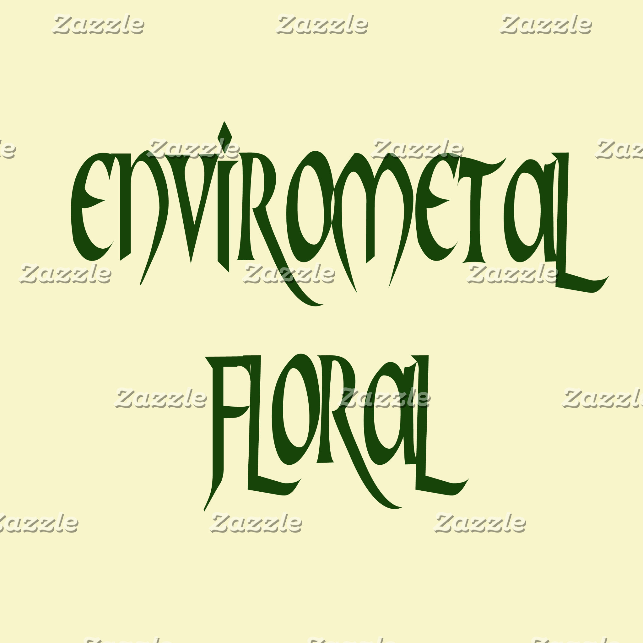 Environmental Floral Careers