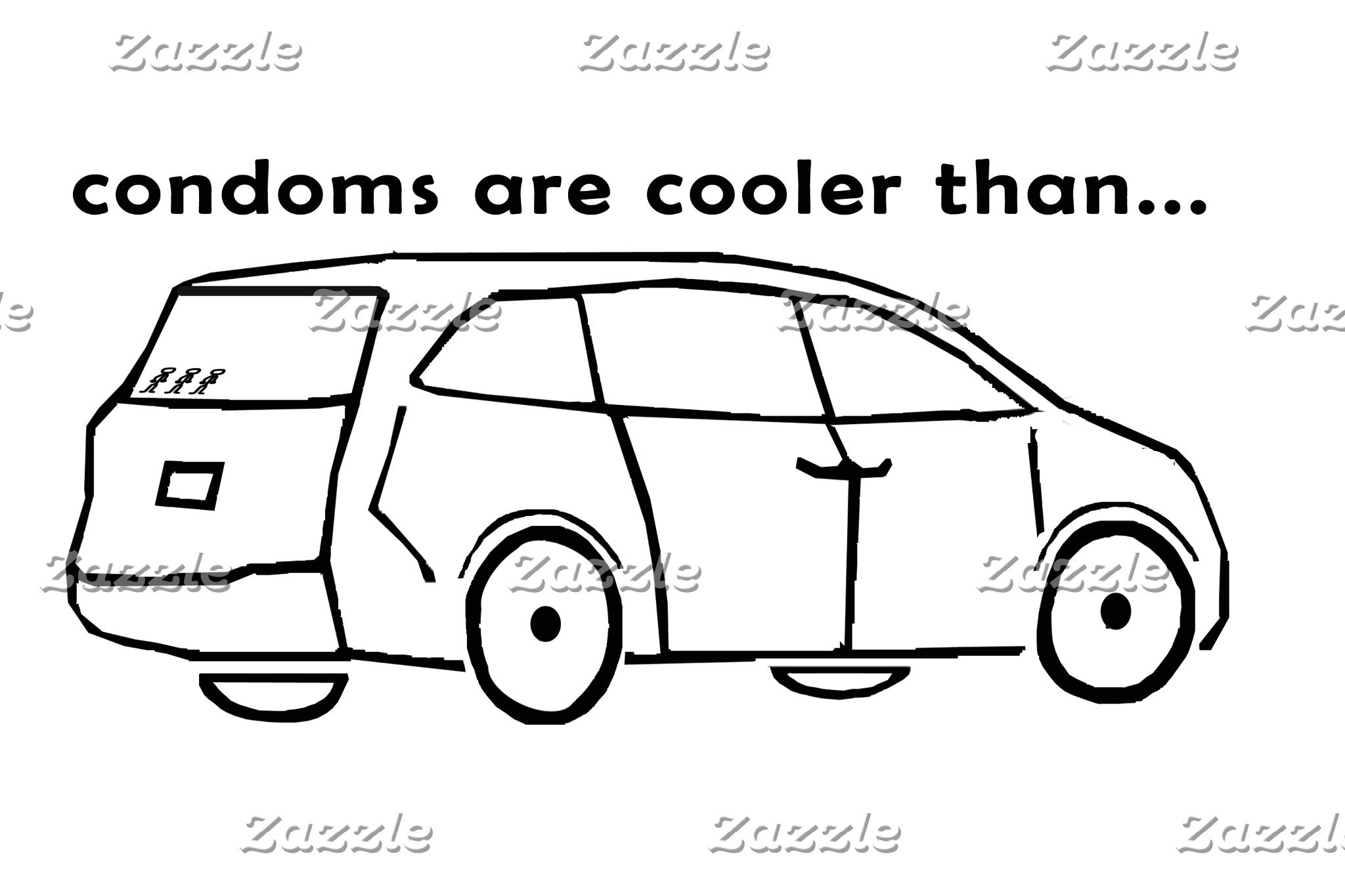 Condoms are cooler