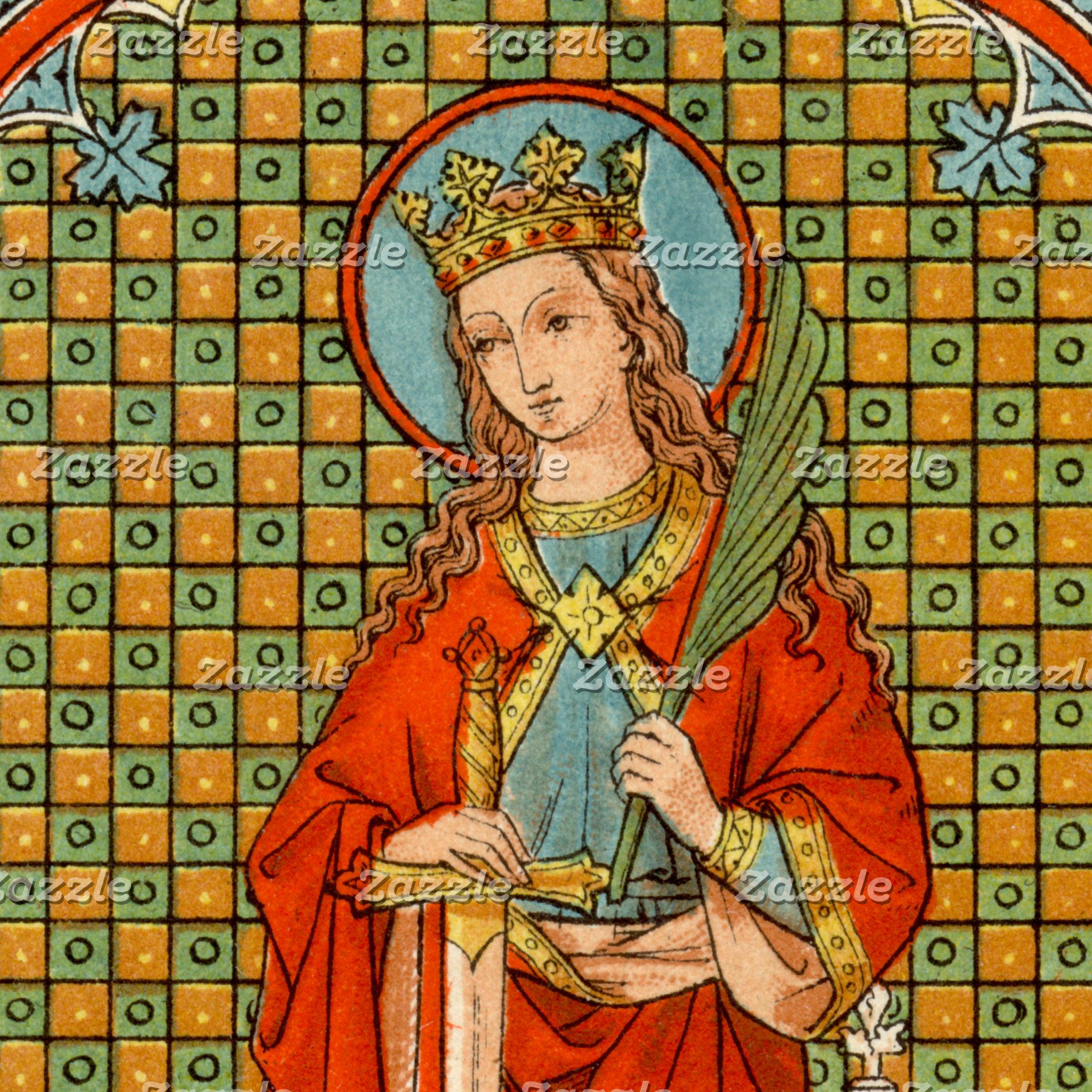 Barbara (JP 01), Saint