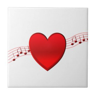 Heart with Music