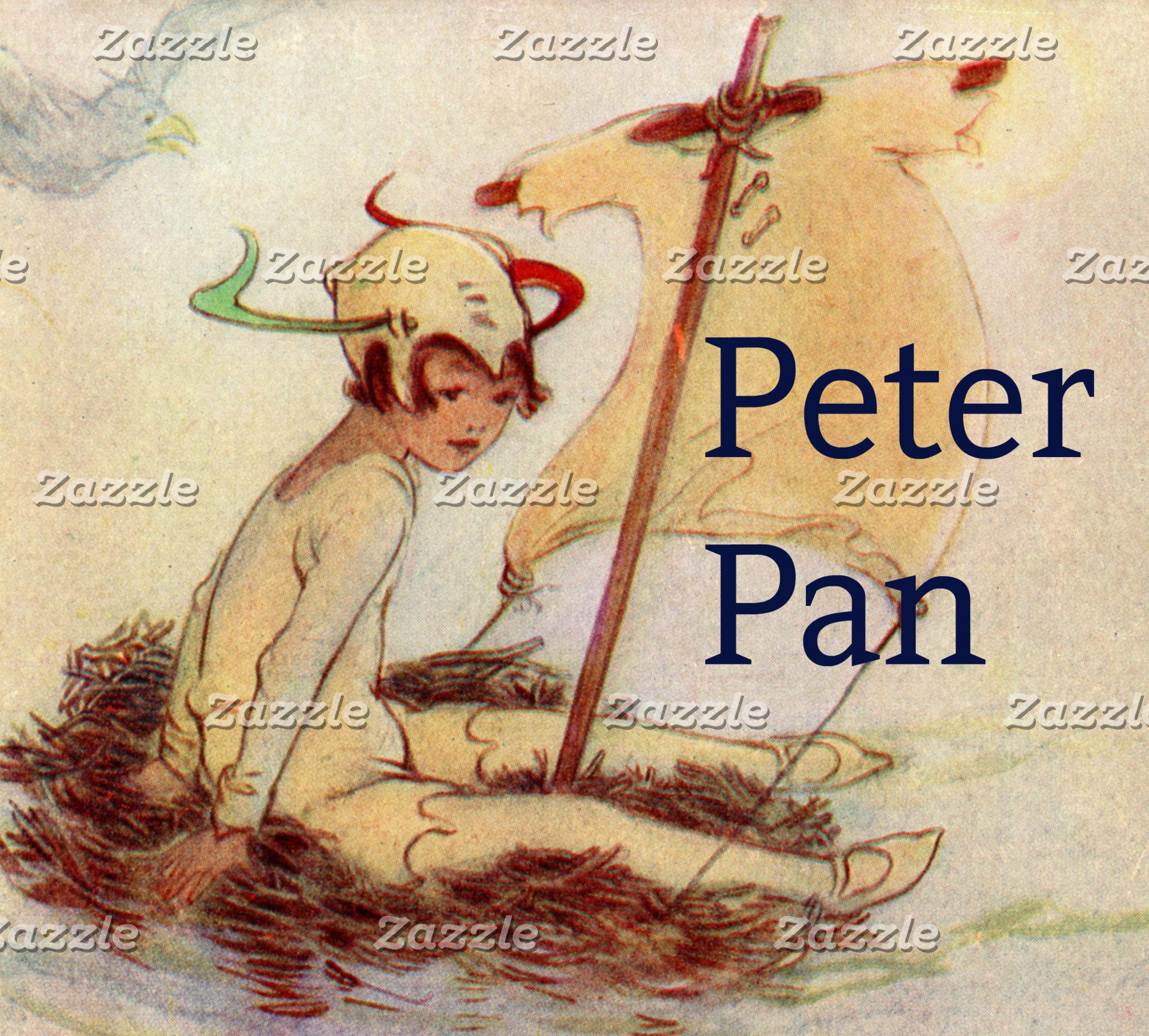 Vintage Peter Pan / Fairies