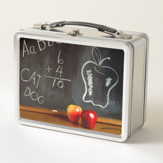 LUNCH BOX (METAL)