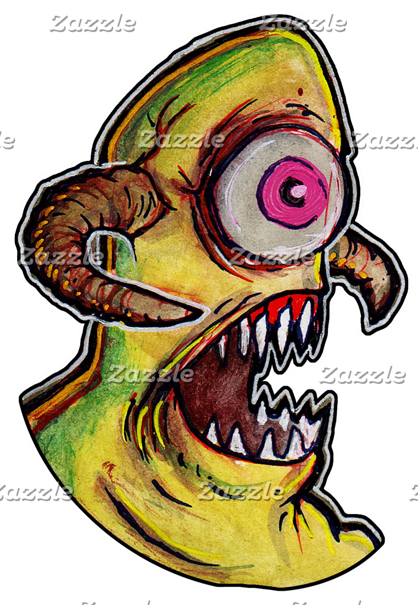 Monster Mack