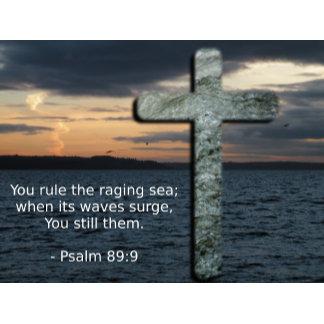 Still Sea Psalm 89:9