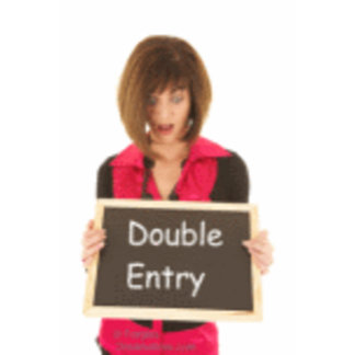 Double Entry Drs and Crs