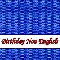 Birthday Non English