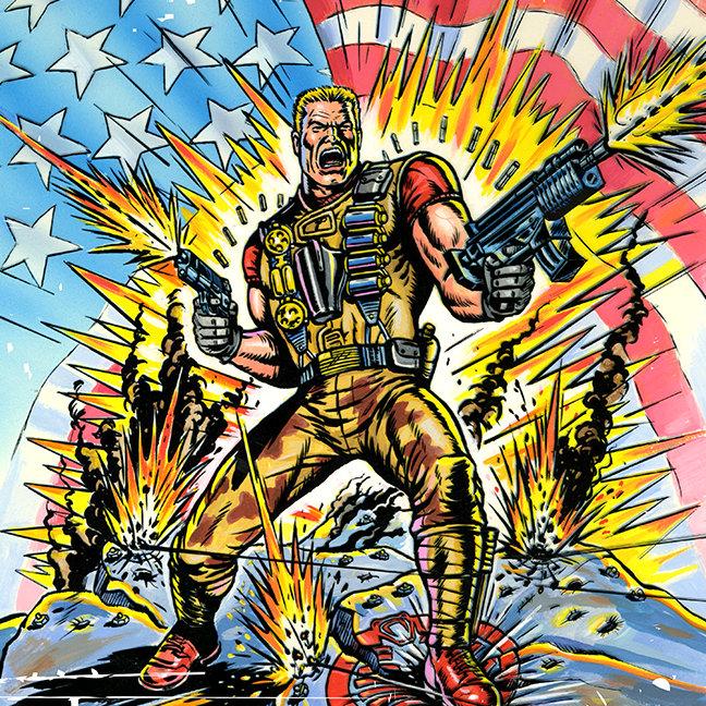 Classic G.I. Joe