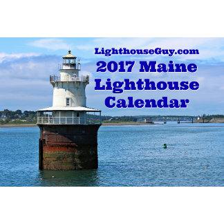 2017 Lighthouse Calendar