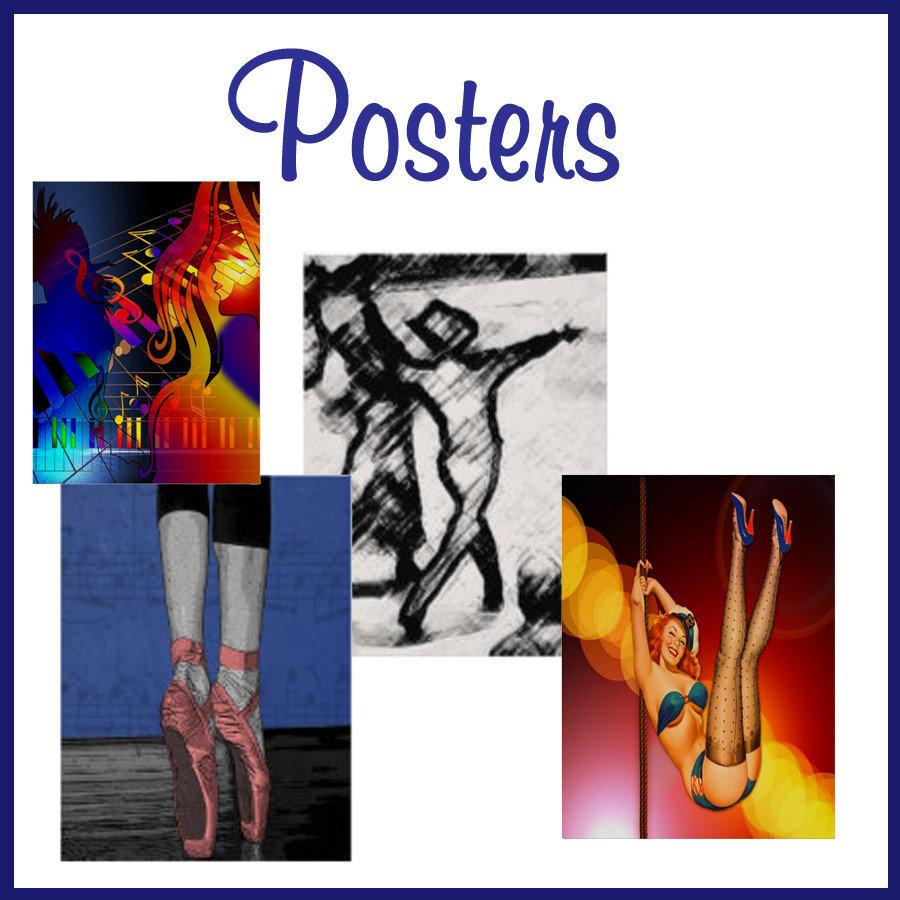 POSTERS -PRINTS