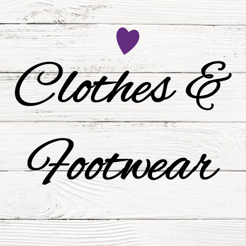 Clothes & Footwear