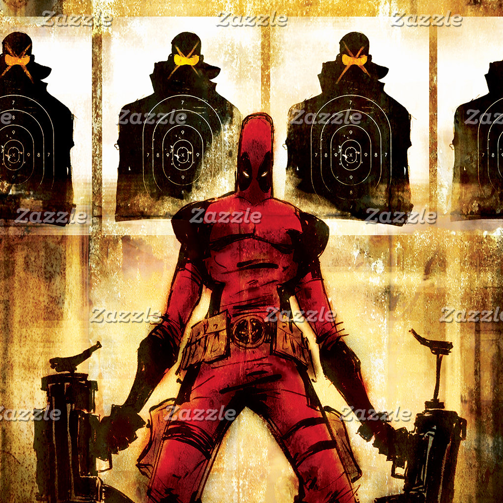 Deadpool Firing Range