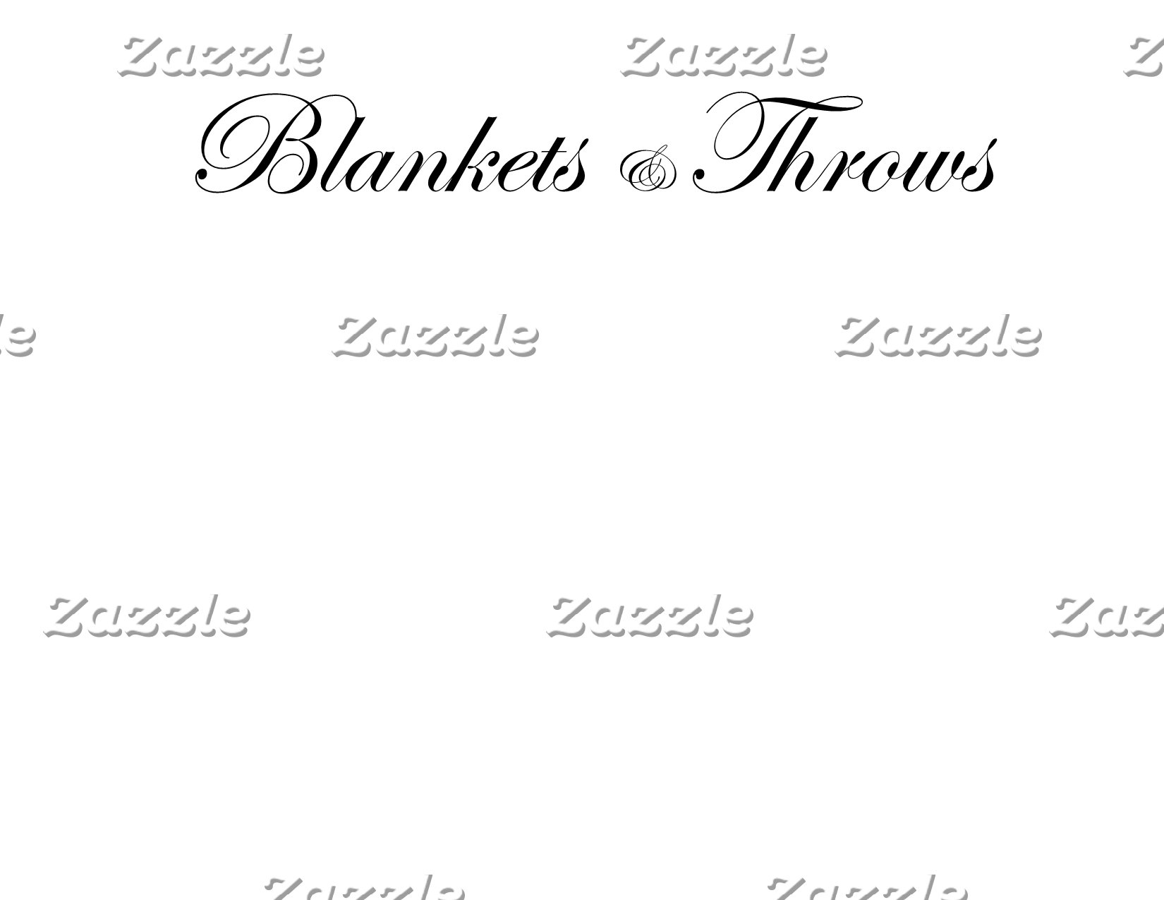 Blanket and Throws