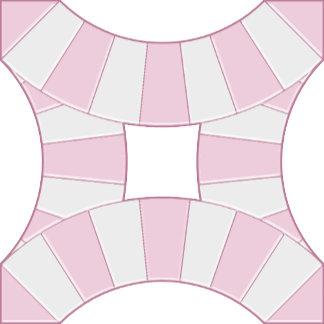 Wedding Ring Quilt Pattern