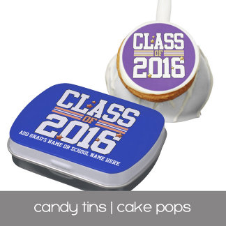 Cake Pops | Candy Tins