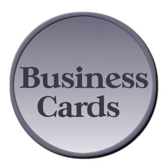 Business Cards, Card Cases, Flyers
