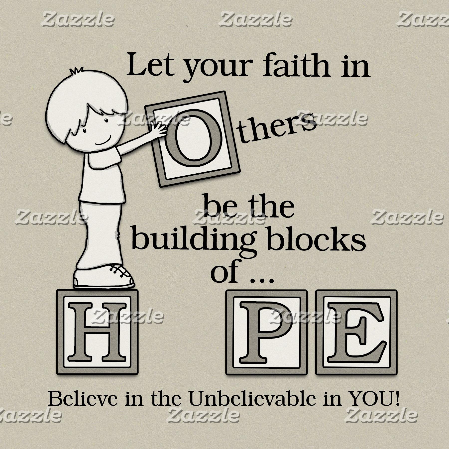 Building Blocks of HOPE