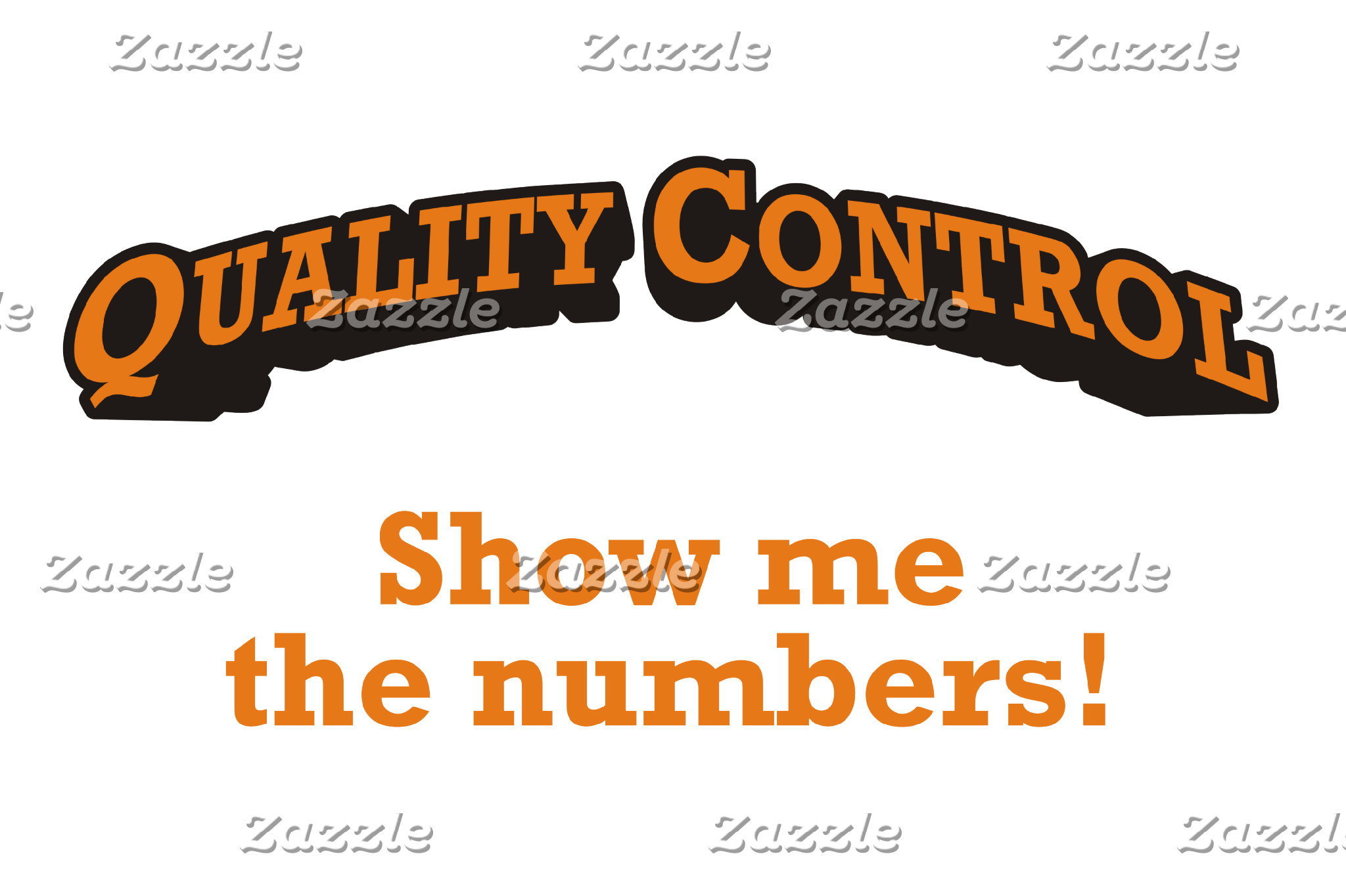 Quality Control / Numbers