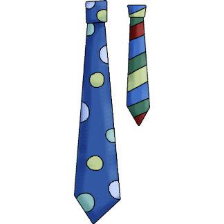 3 size ties