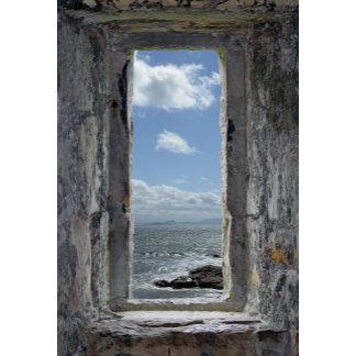 Castle Window Frame