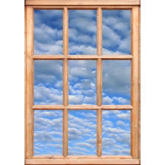 Premium Wood Window