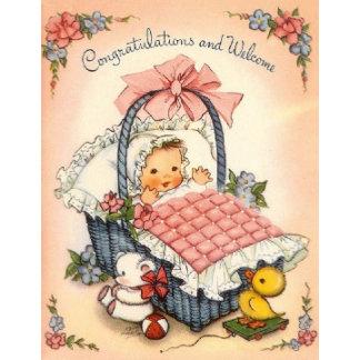 Vintage Babies & Children