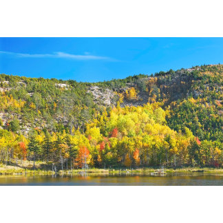 Acadia National park and Mount Desert Island