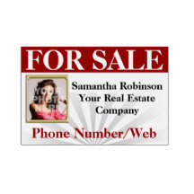 Real Estate Yard Signs & Vinyl Banner Printing