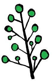 Green Dot Tree