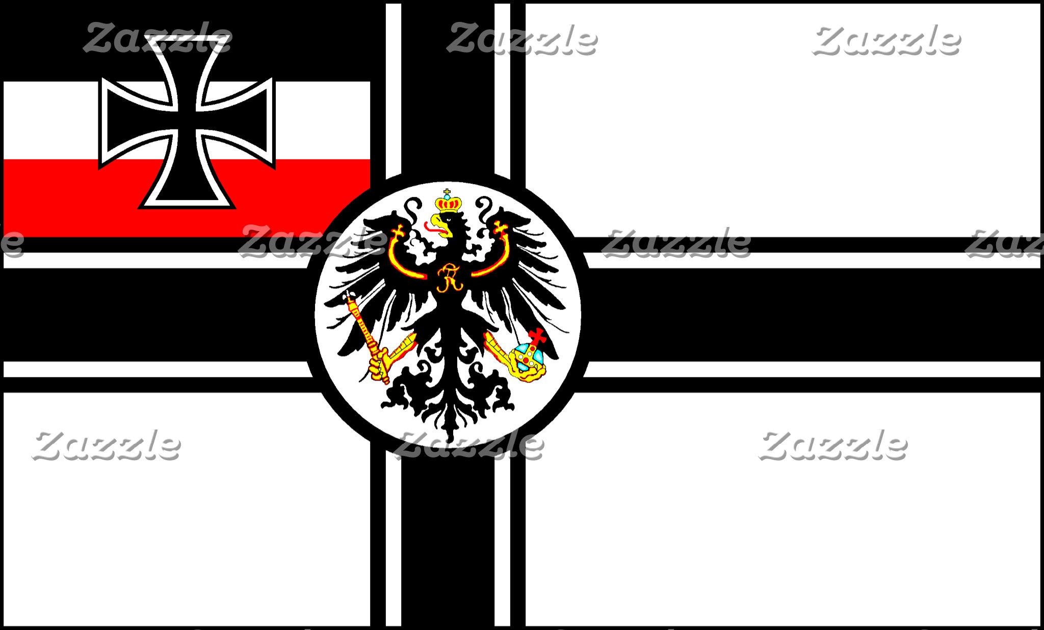 German Imperial Flag