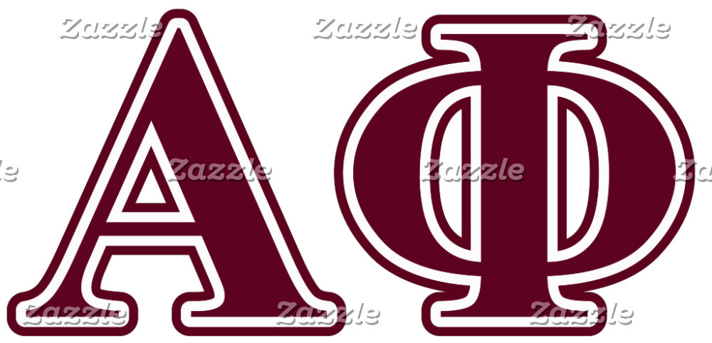Alpha Phi Bordeaux Letters
