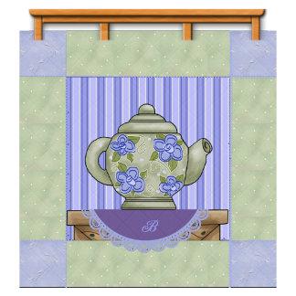 Teapot Quilt Patch
