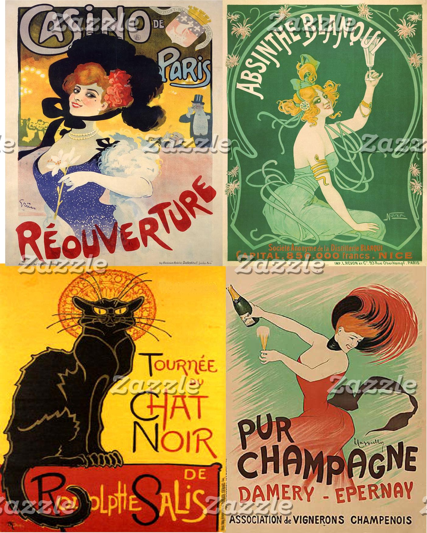 Art Nouveau\Belle Epoque