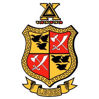 Delta Chi Coat of Arms