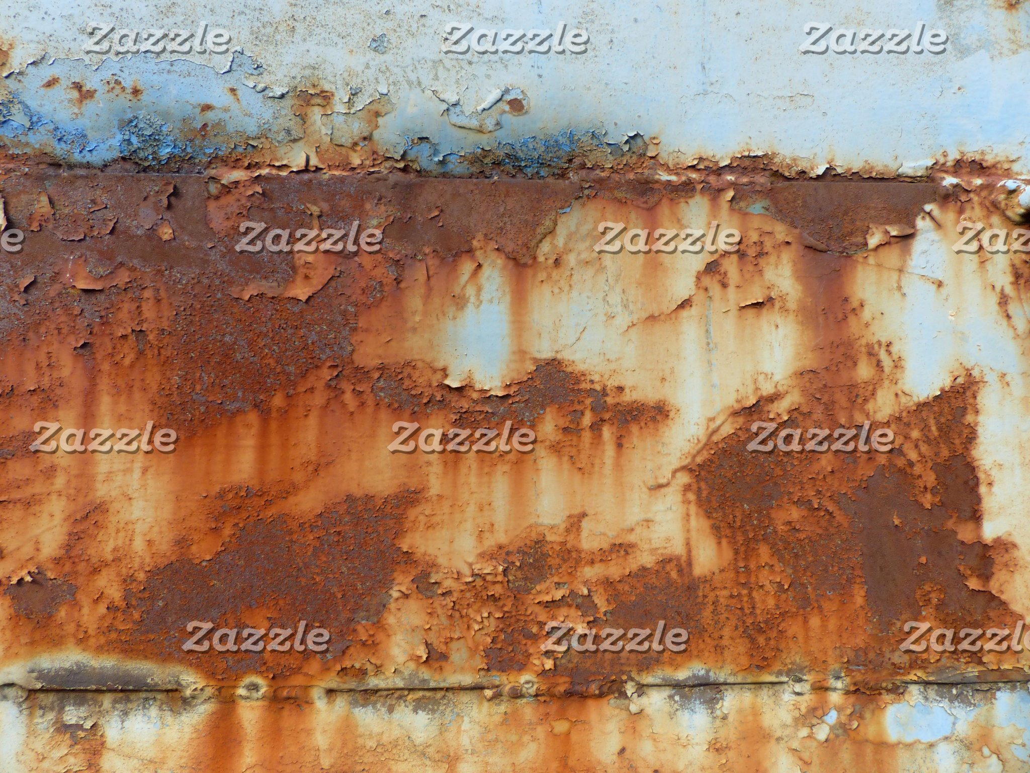 Colors of Rust, Rust-Art, ROSTart