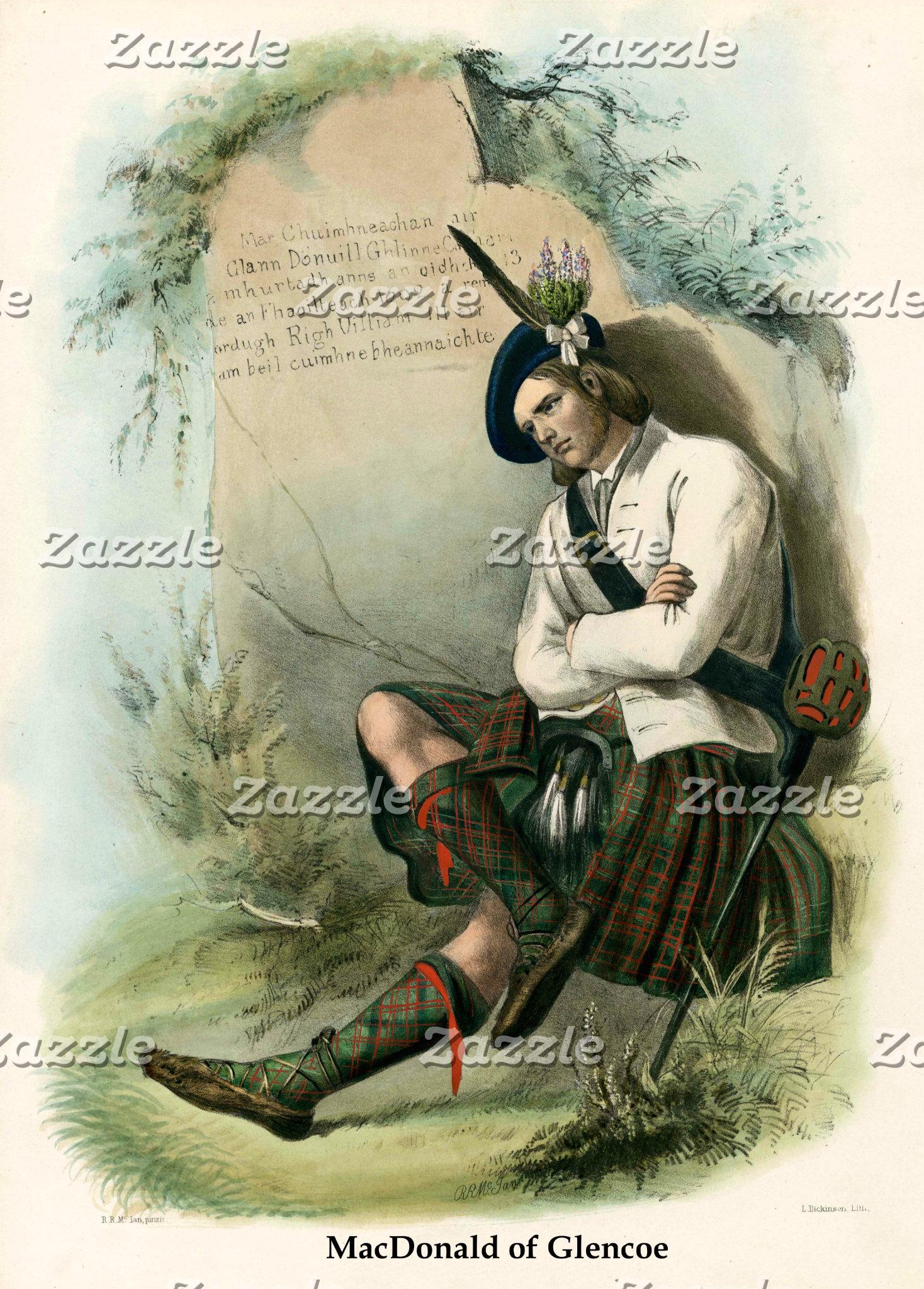 Clan MacDonald of Glencoe