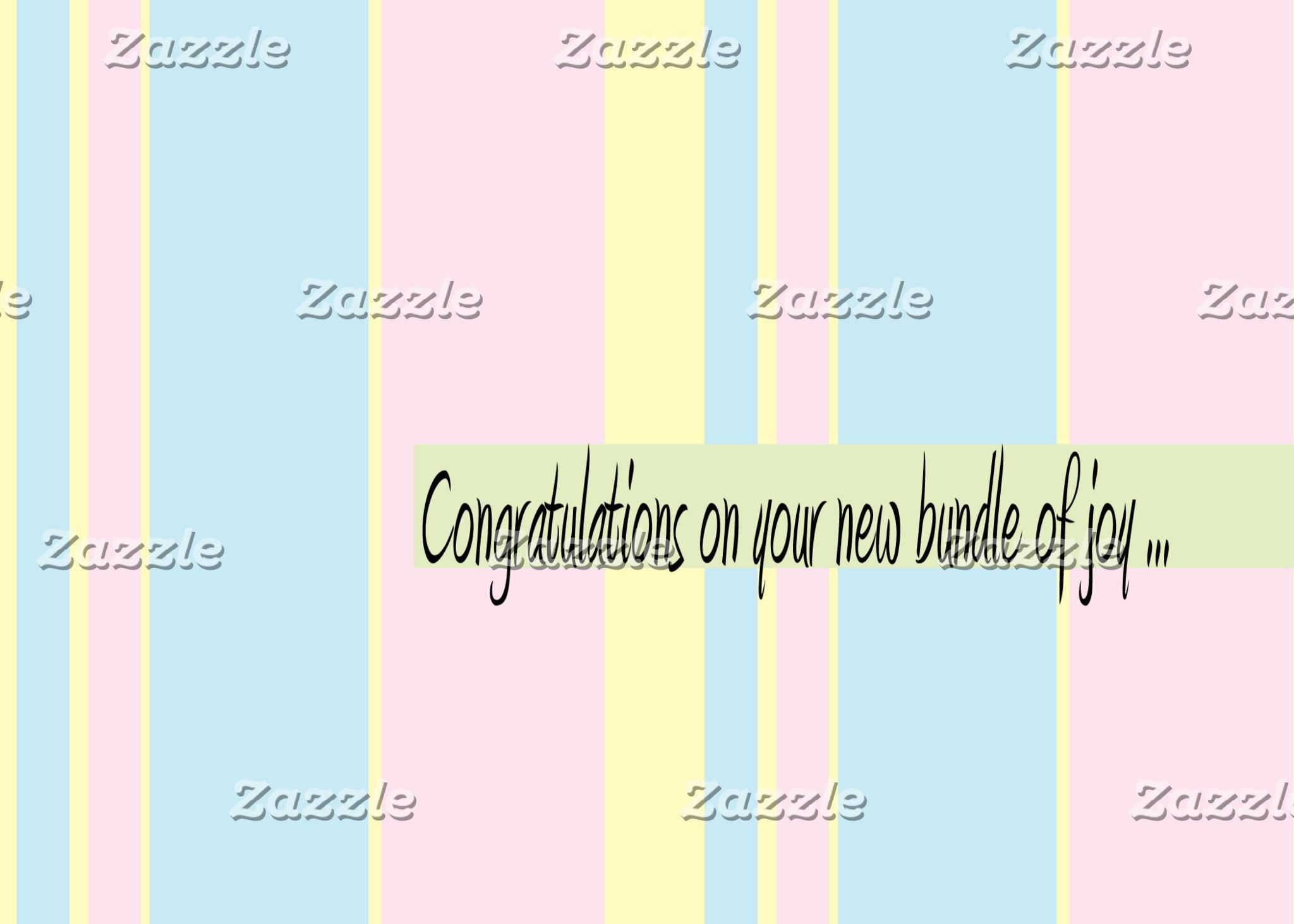 Congratulations! Cards