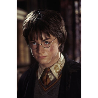 Harry Potter Looking Intense With Dirty Face