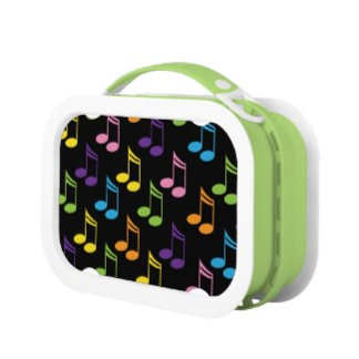 Music Lunch Boxes