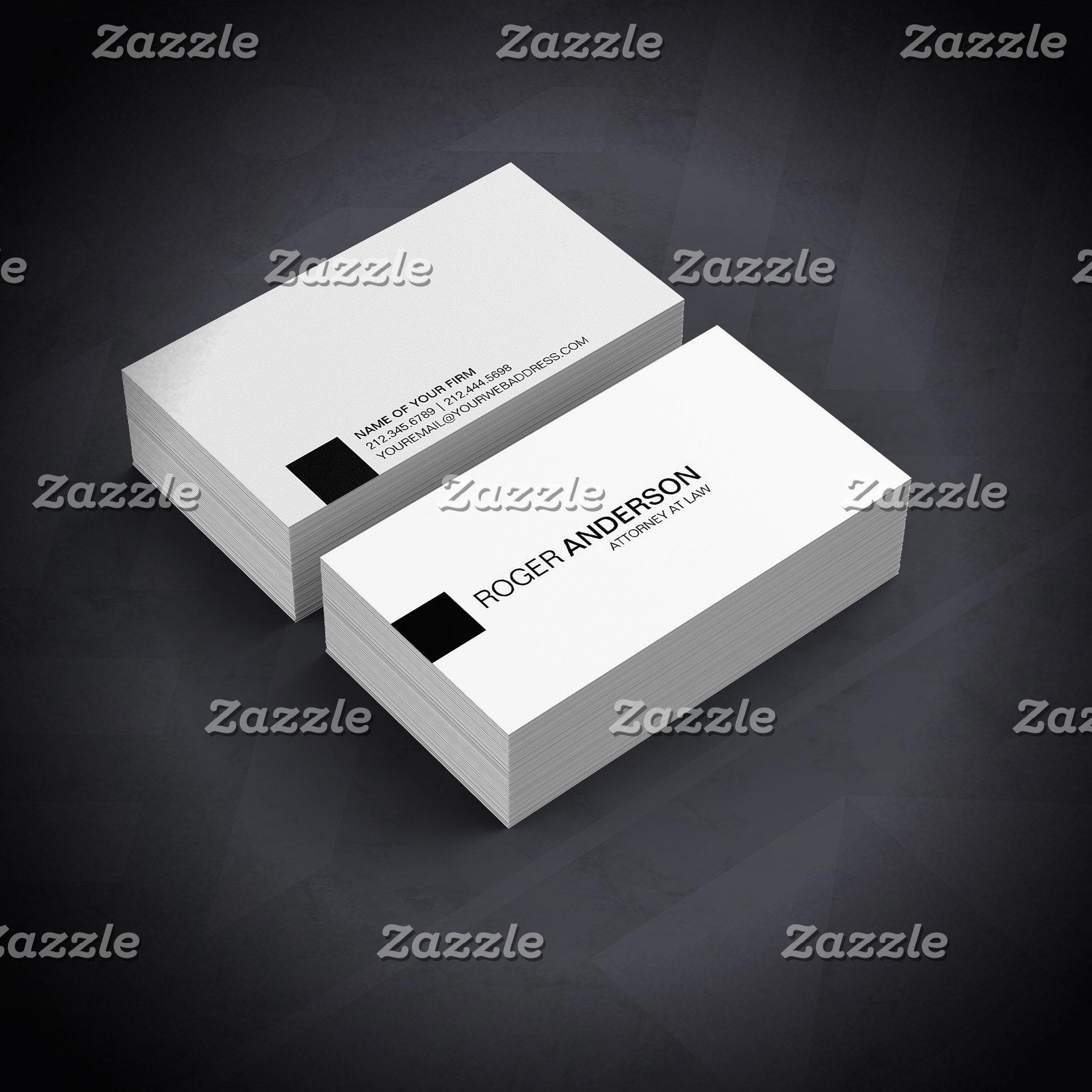 Business Card Basics