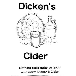 Dickens Cider