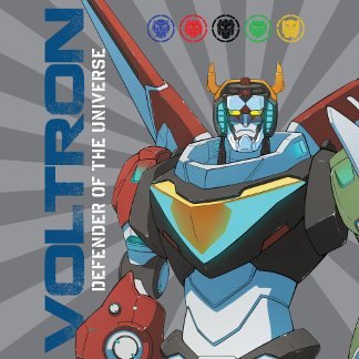 Voltron | Defender of the Universe