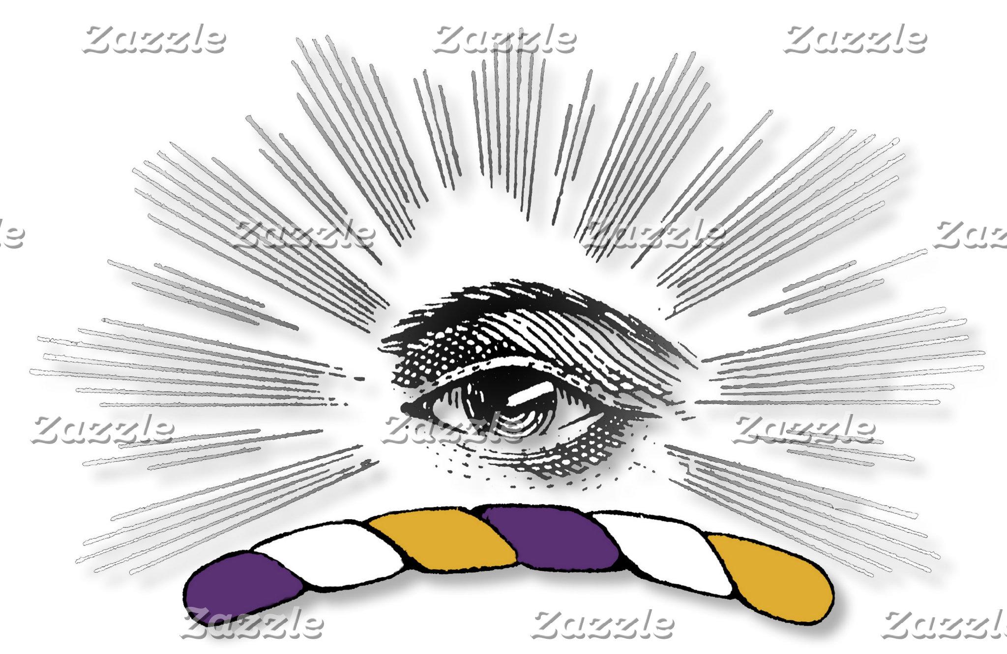 Delta Tau Delta Eye