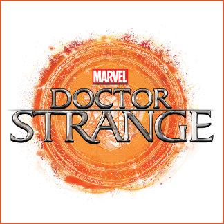 Doctor Strange Movie Logo