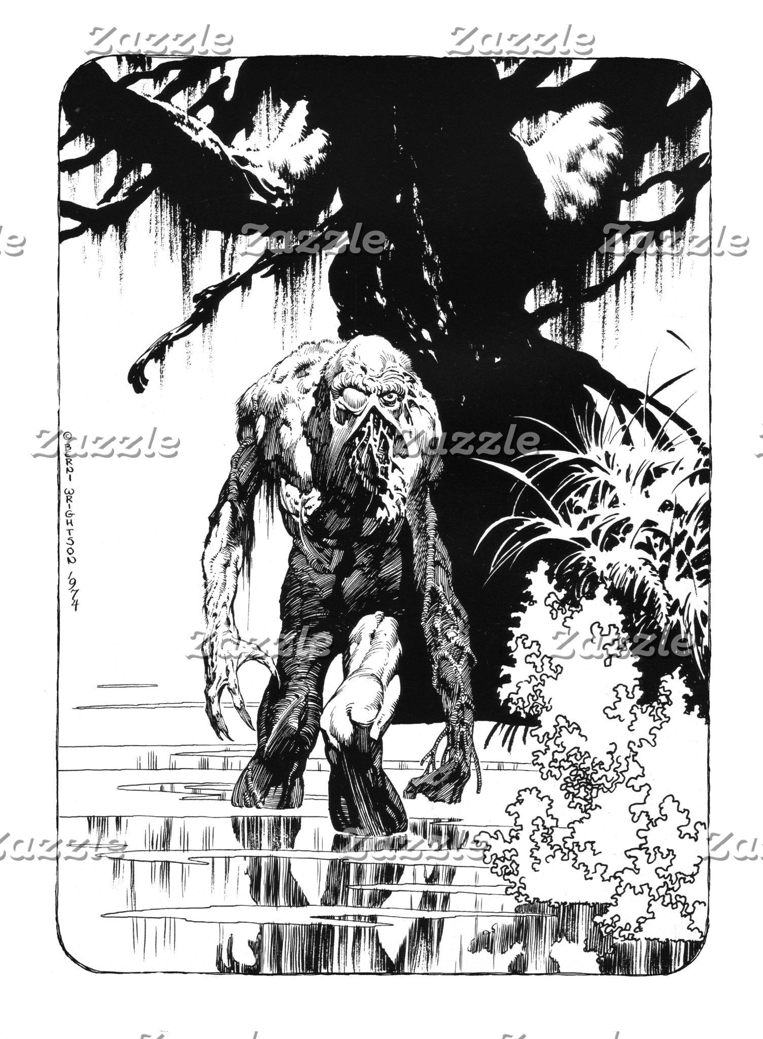 Swamp Zombie