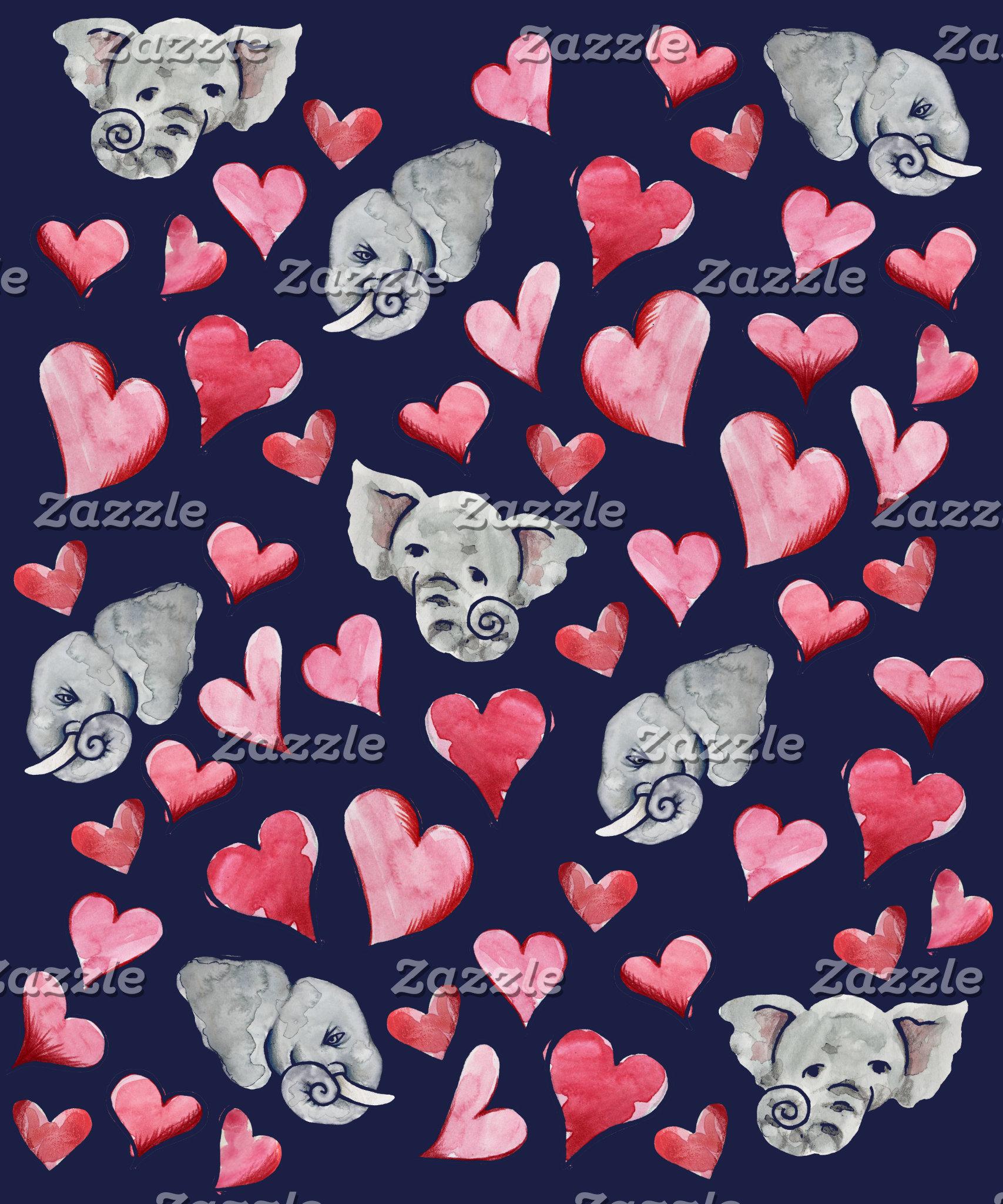 Elephant lover