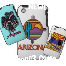 AZ iPhone 3 Case