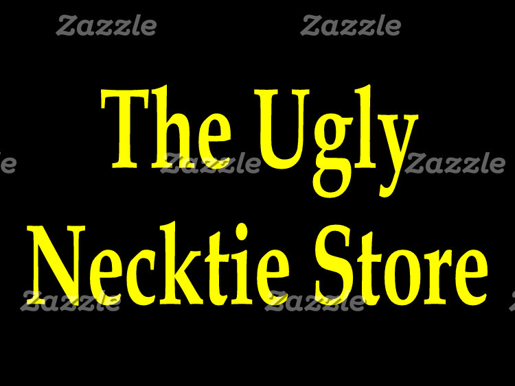 The Ugly Necktie Store