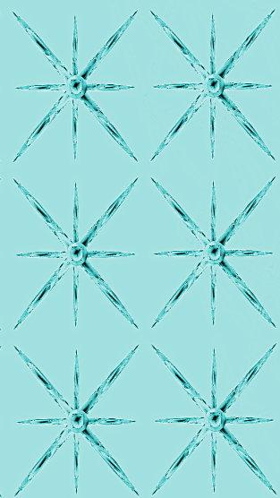 8 point star patterns flashy