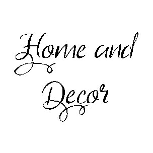 Home and Decor