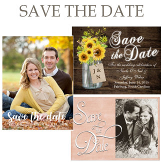 3 Save the Date